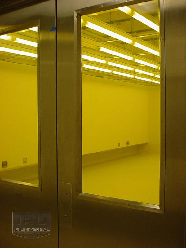 Cleanroom Lighting