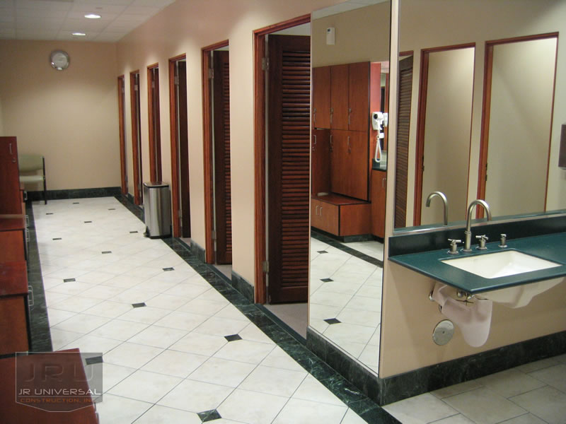 Executive Washroom